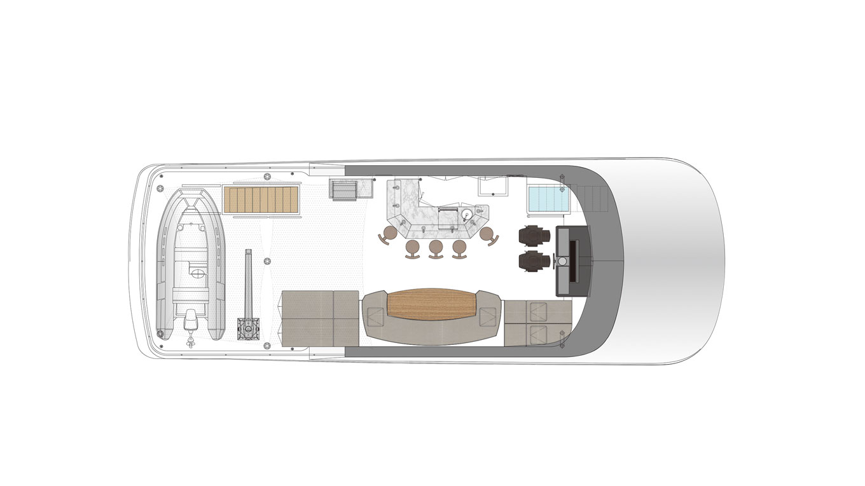 Floorplan-flybridge