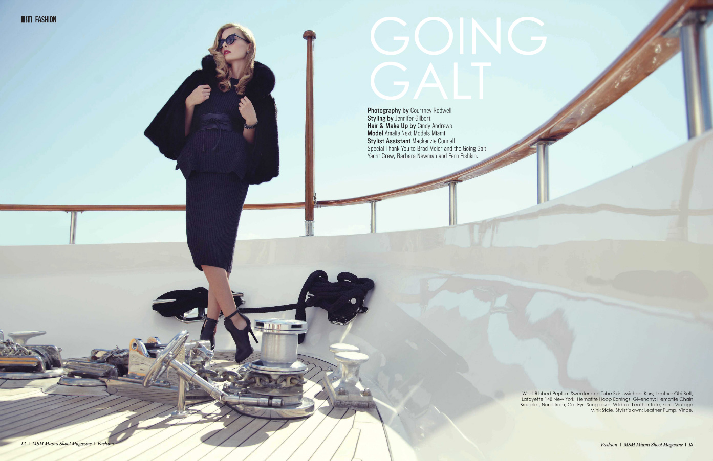 Going Galt By Courtney Rodwell