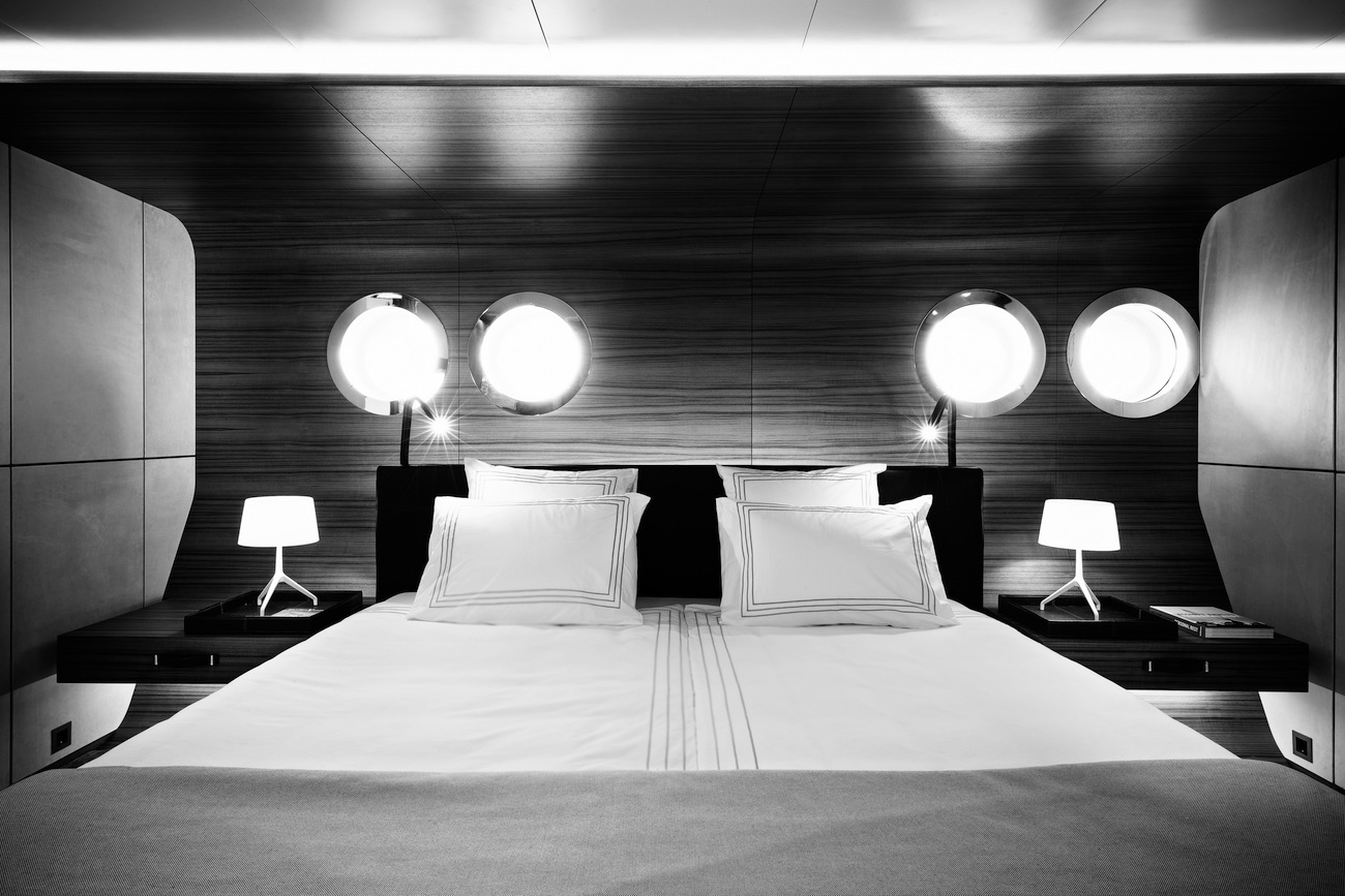 Guest Suite In Bw