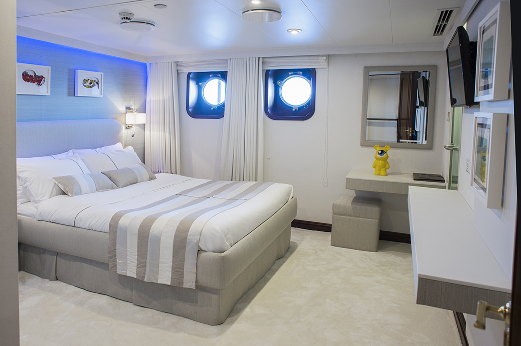 Guest Suite With A Double Bed