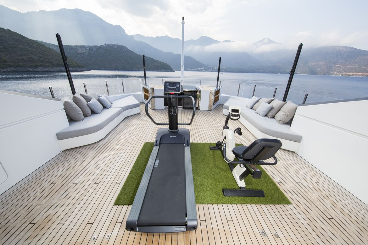 Gym Gear Sundeck