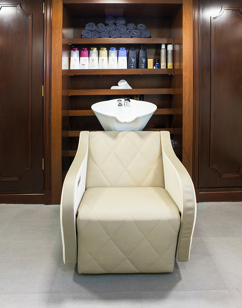 saloon fixed chair table restoration ideas modern awesome furniture barber picture chairs and blue trend inspiration for