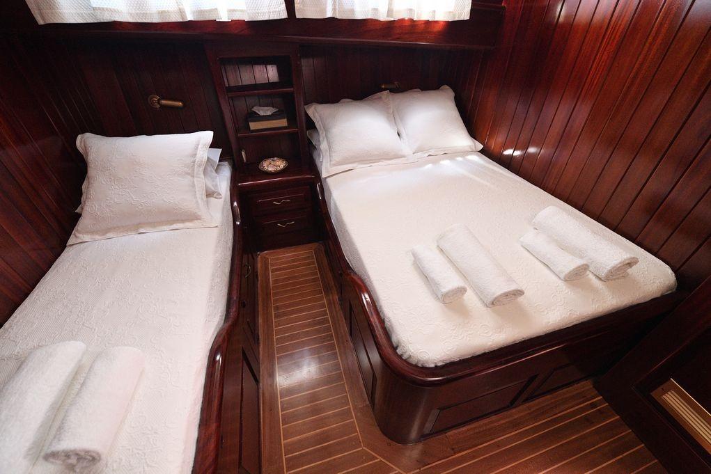 Guest Triple cabin