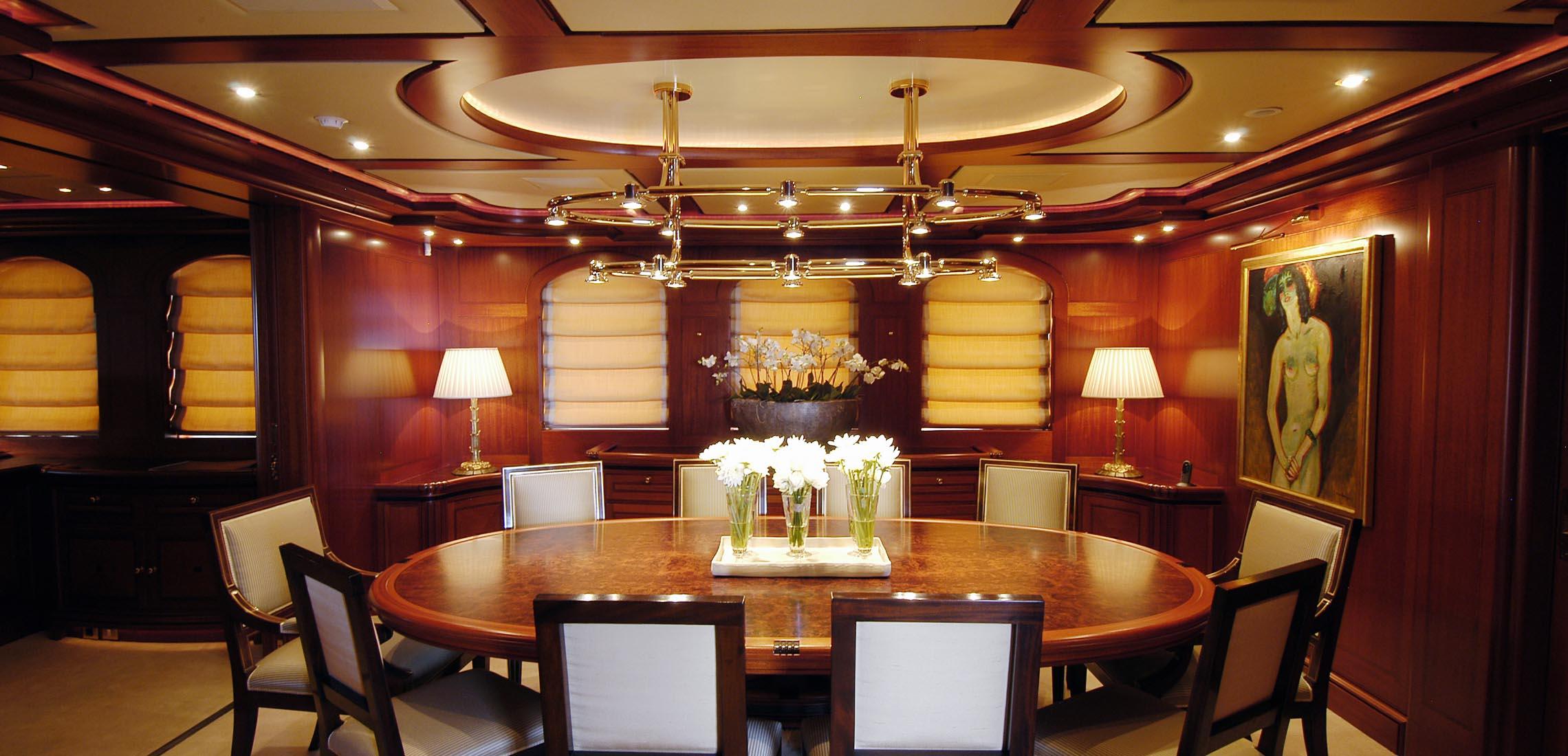 Indoor Dining - Formal