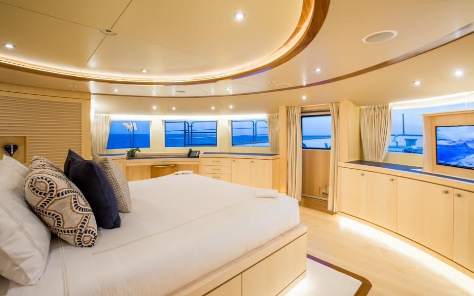 Luxury Stateroom