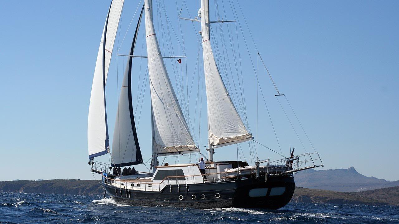 Luxury Yacht DIDI