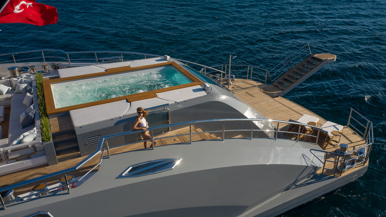 Main Deck Pool