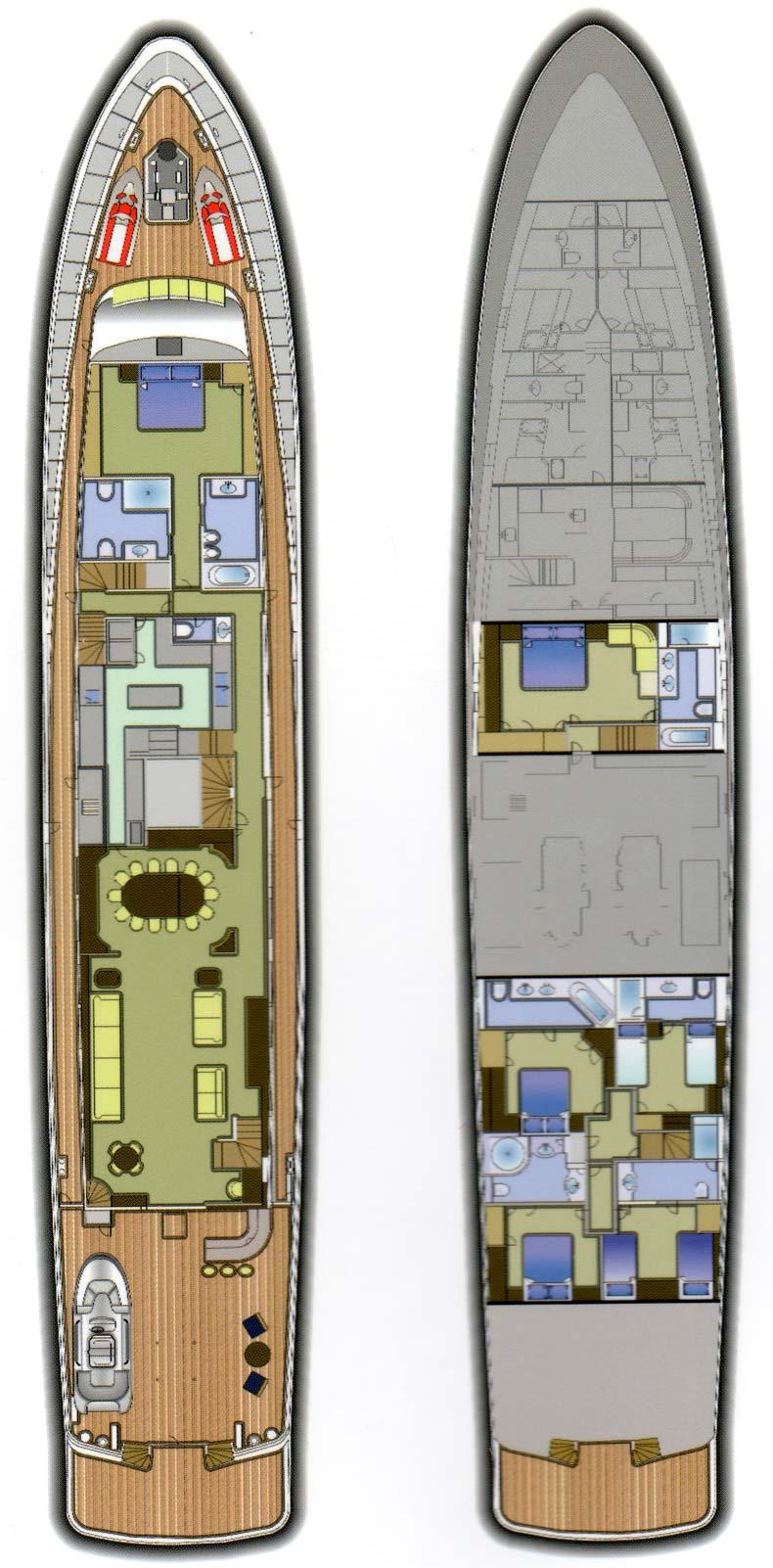 Main Lower Deck