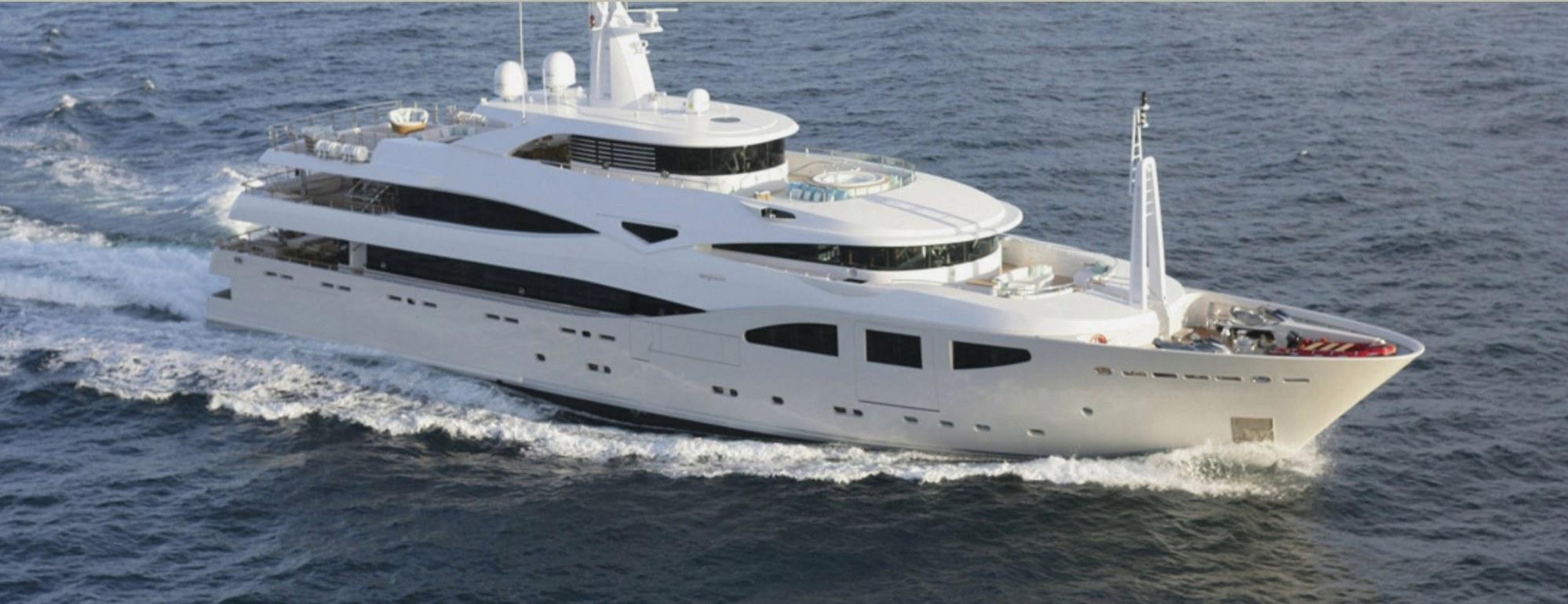 Maraya By CRN Yachts