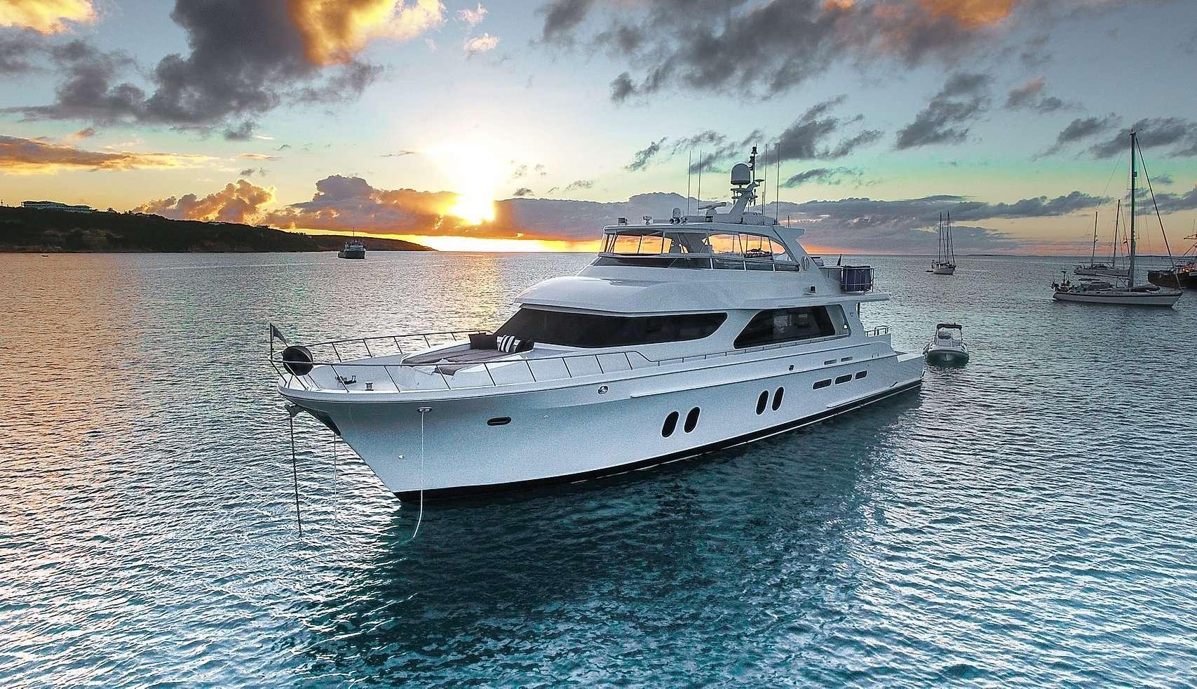 Motor Yacht JUS CHILL'N