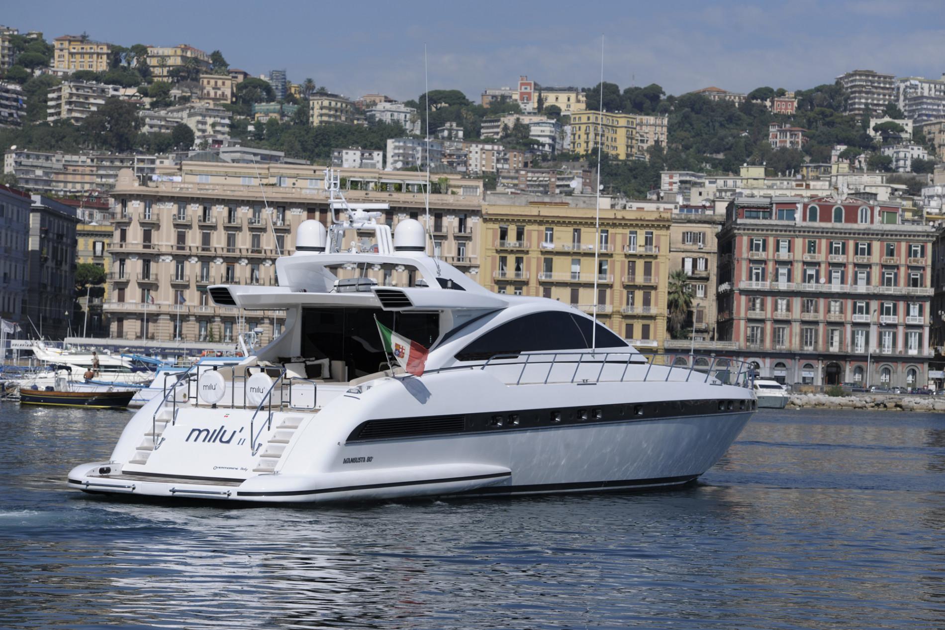 Motor Yacht MILU II