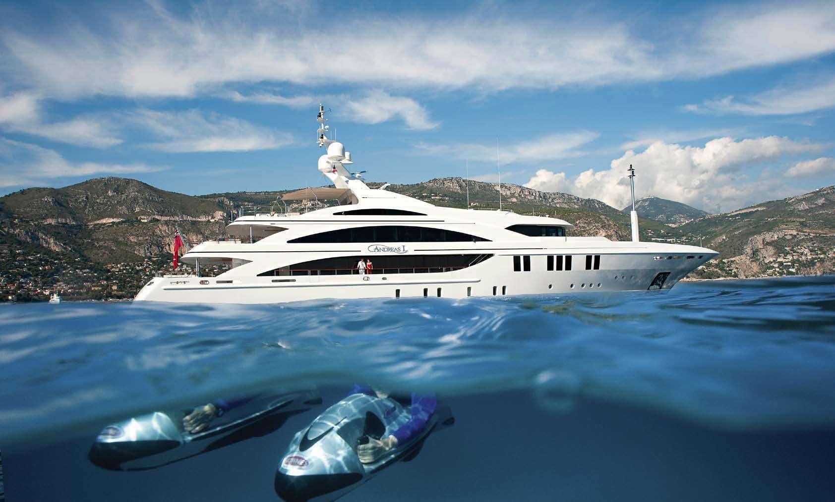 Motor Yacht MIMI