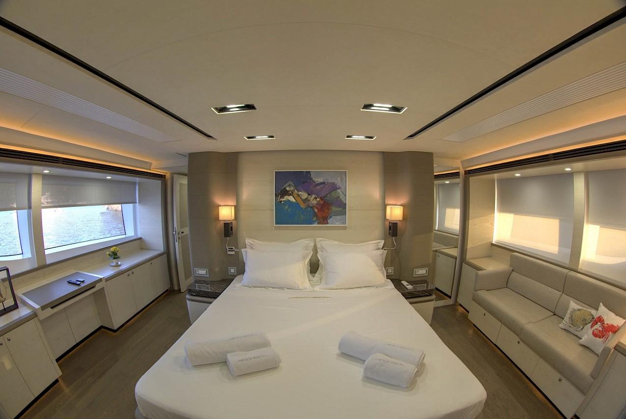 Owner Cabin Suite