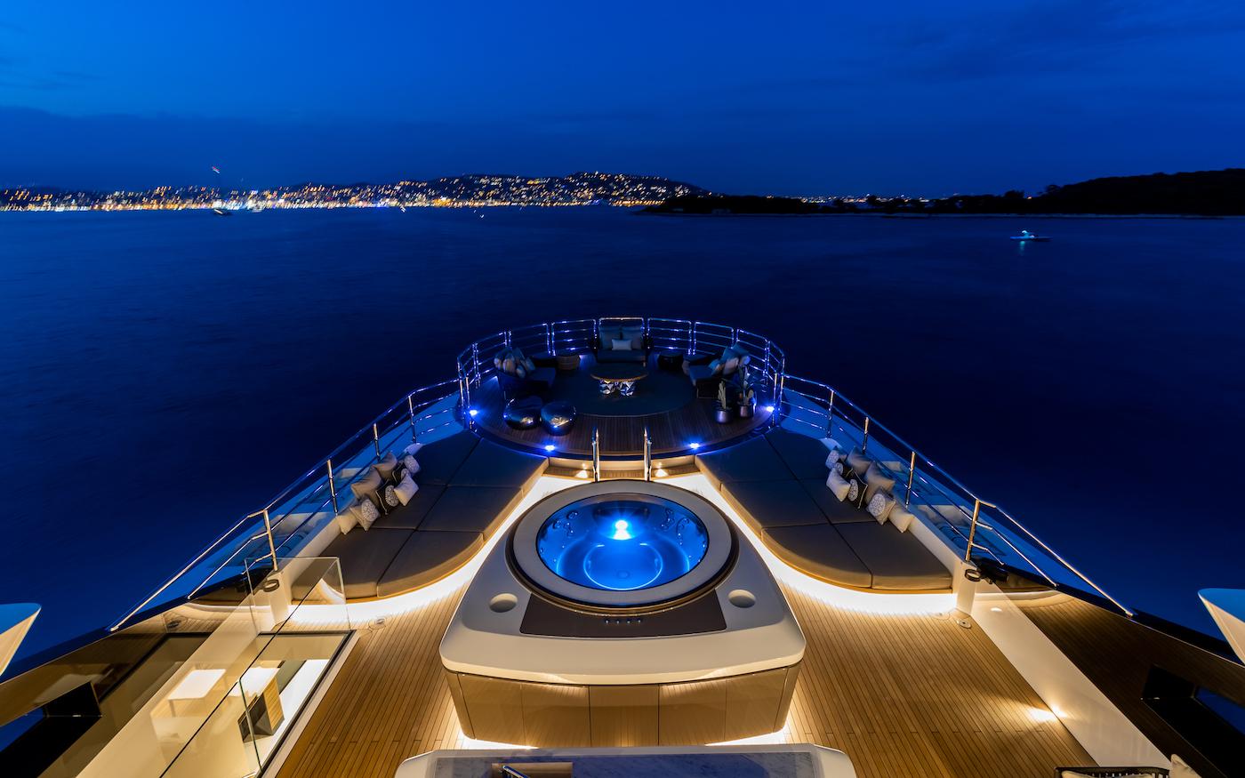 Owner Deck Aerial View