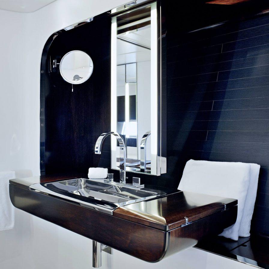 Owner Suite Custom Sink