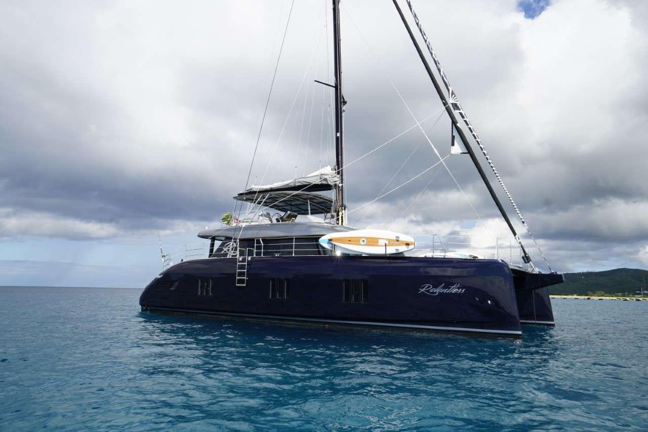Sailing Catamaran RELENTLESS