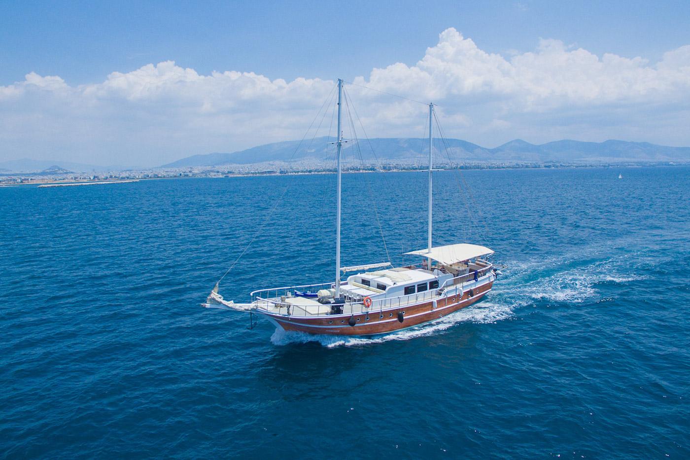 Sailing Yacht APHRODITE