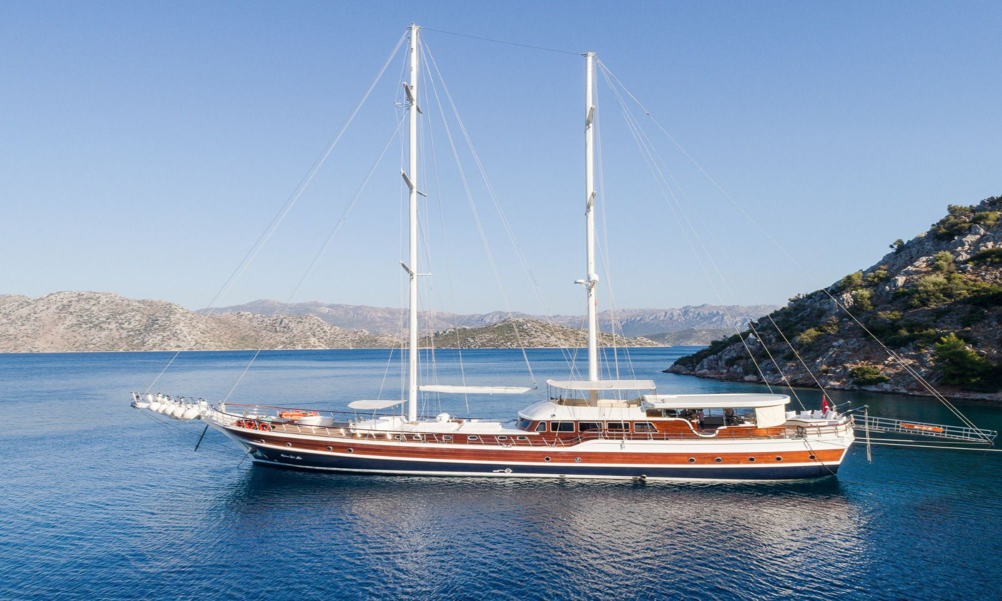 Sailing Yacht HALCON DEL MAR