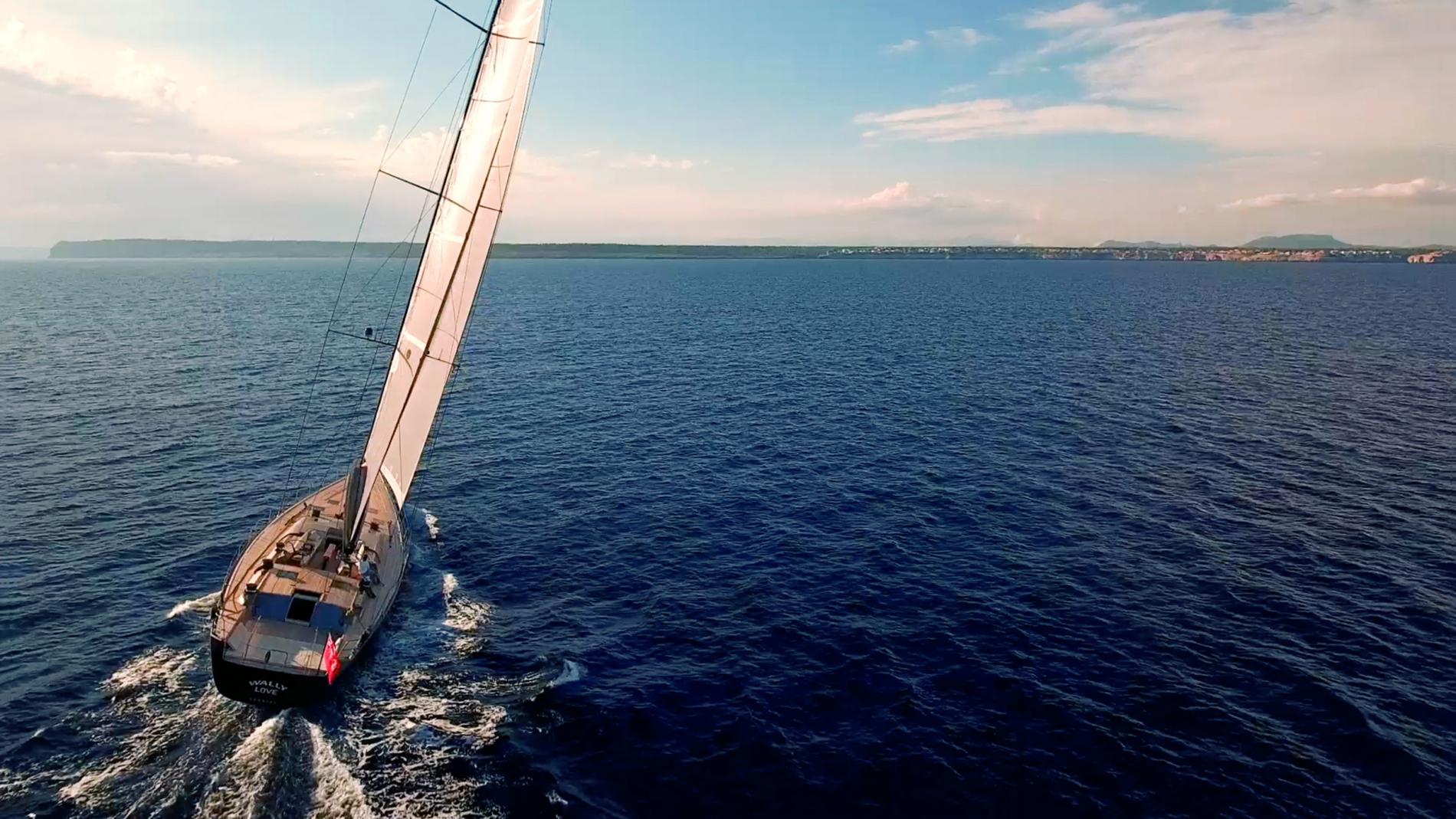 Sailing Yacht Wally Love