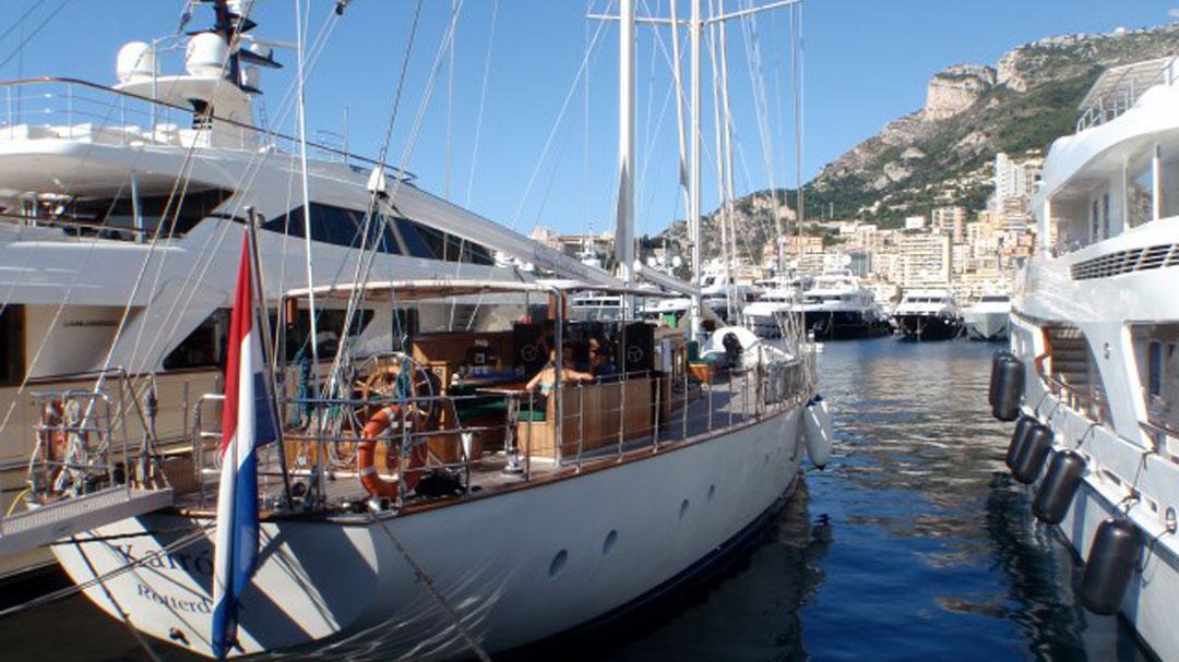 Sailing Yacht Kairos