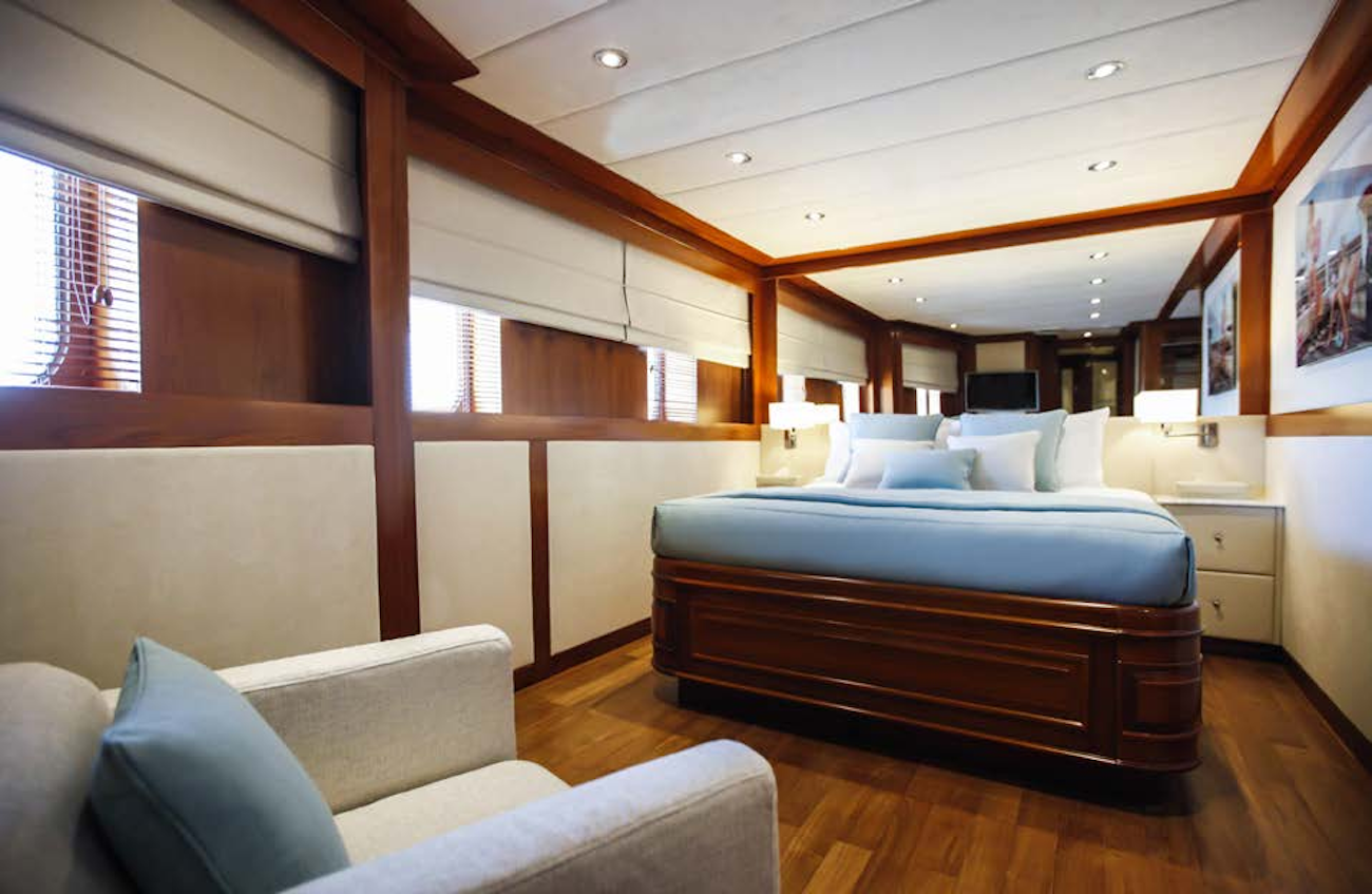 Second Double Cabin Bed