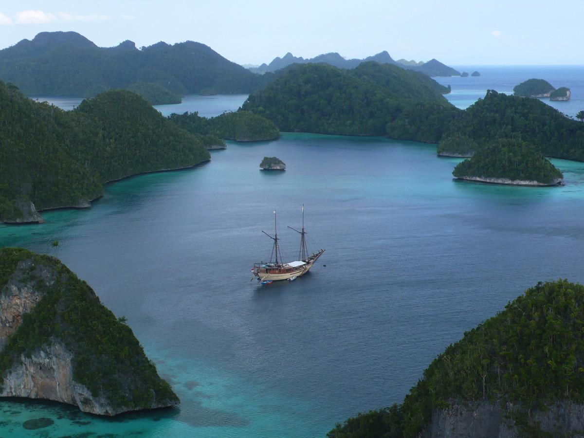 Silolona Sailing-yacht