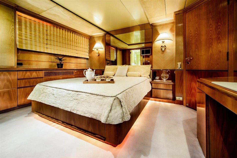 Spacious Double Cabin