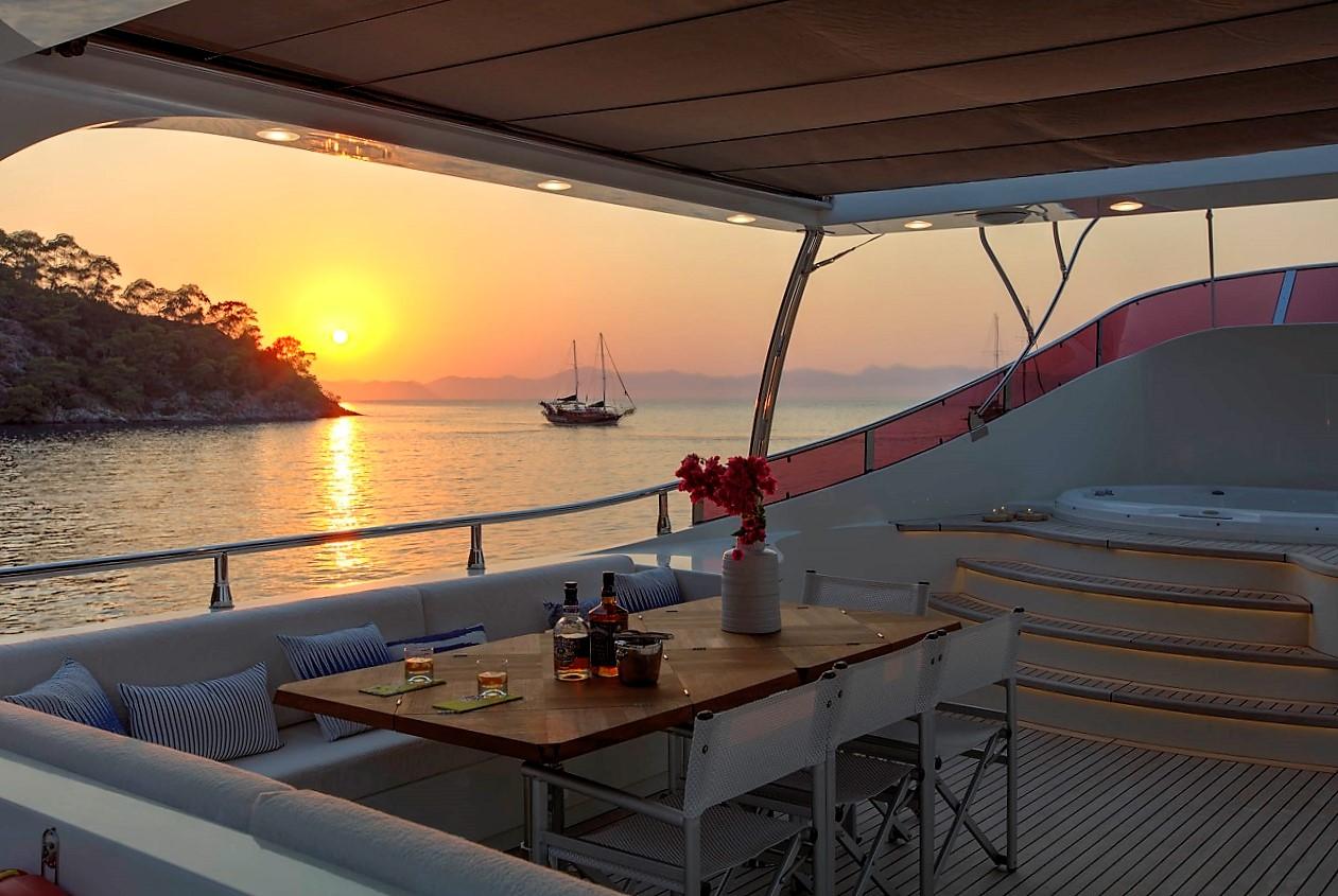 Sun Deck Dining
