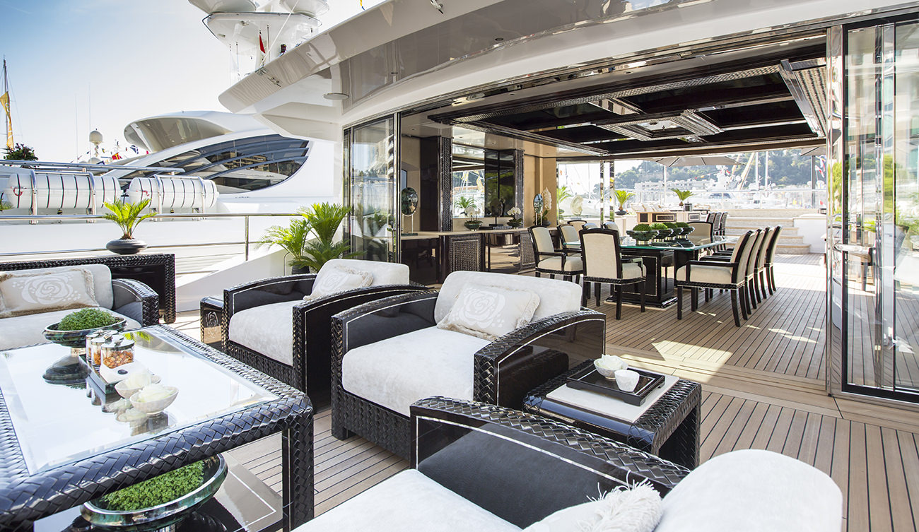 Sun Deck Dining And Seating