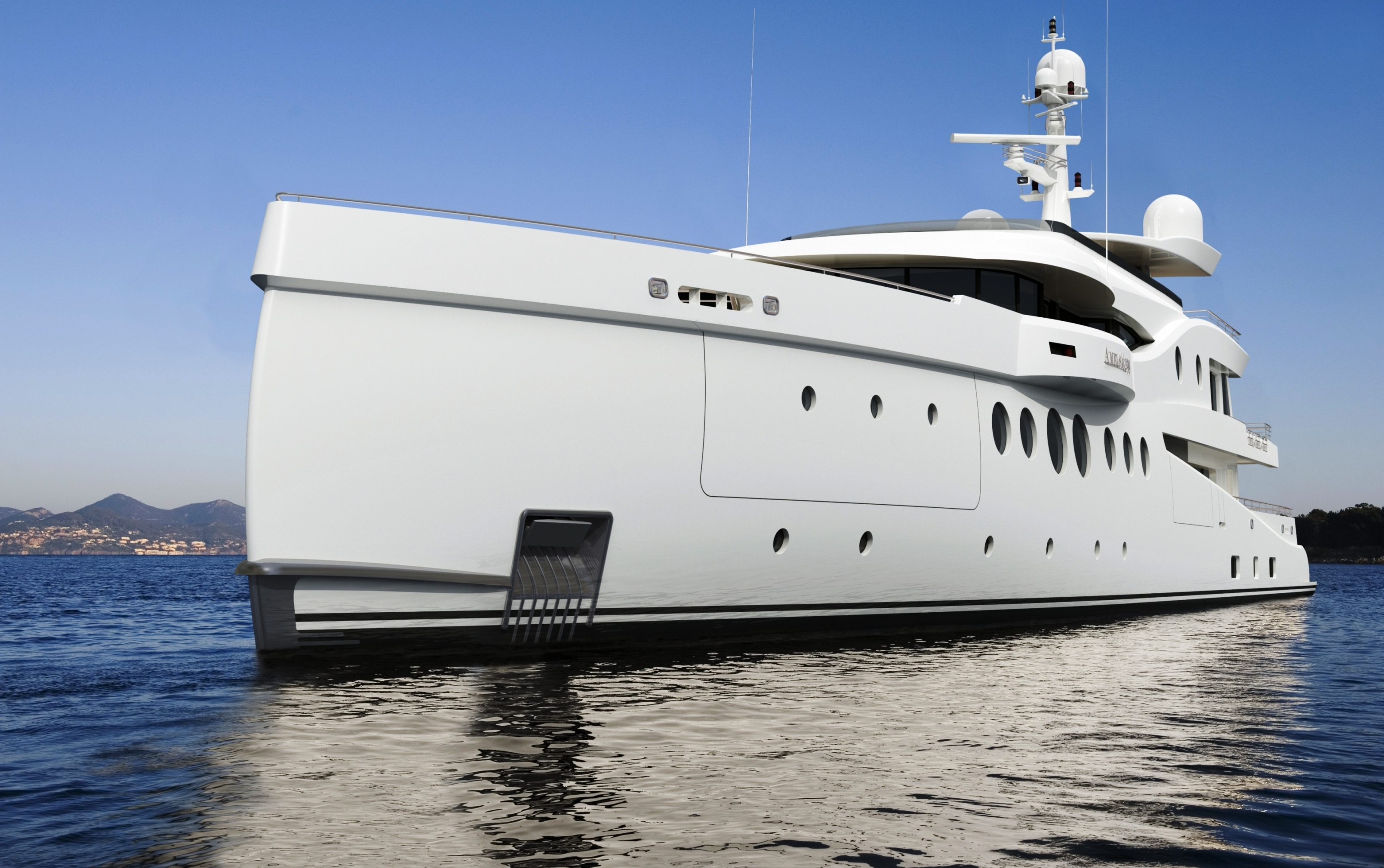 The Amels 199 Motor Yacht