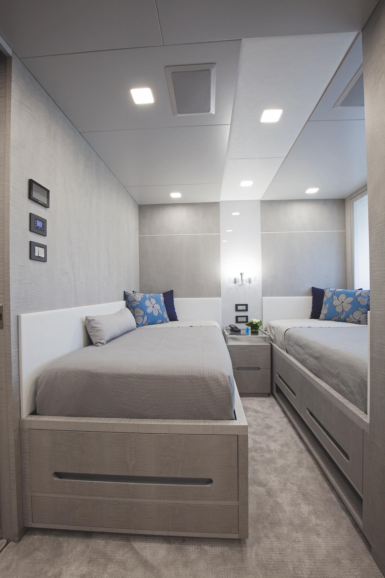 Twin Guest Stateroom On The Lower Deck