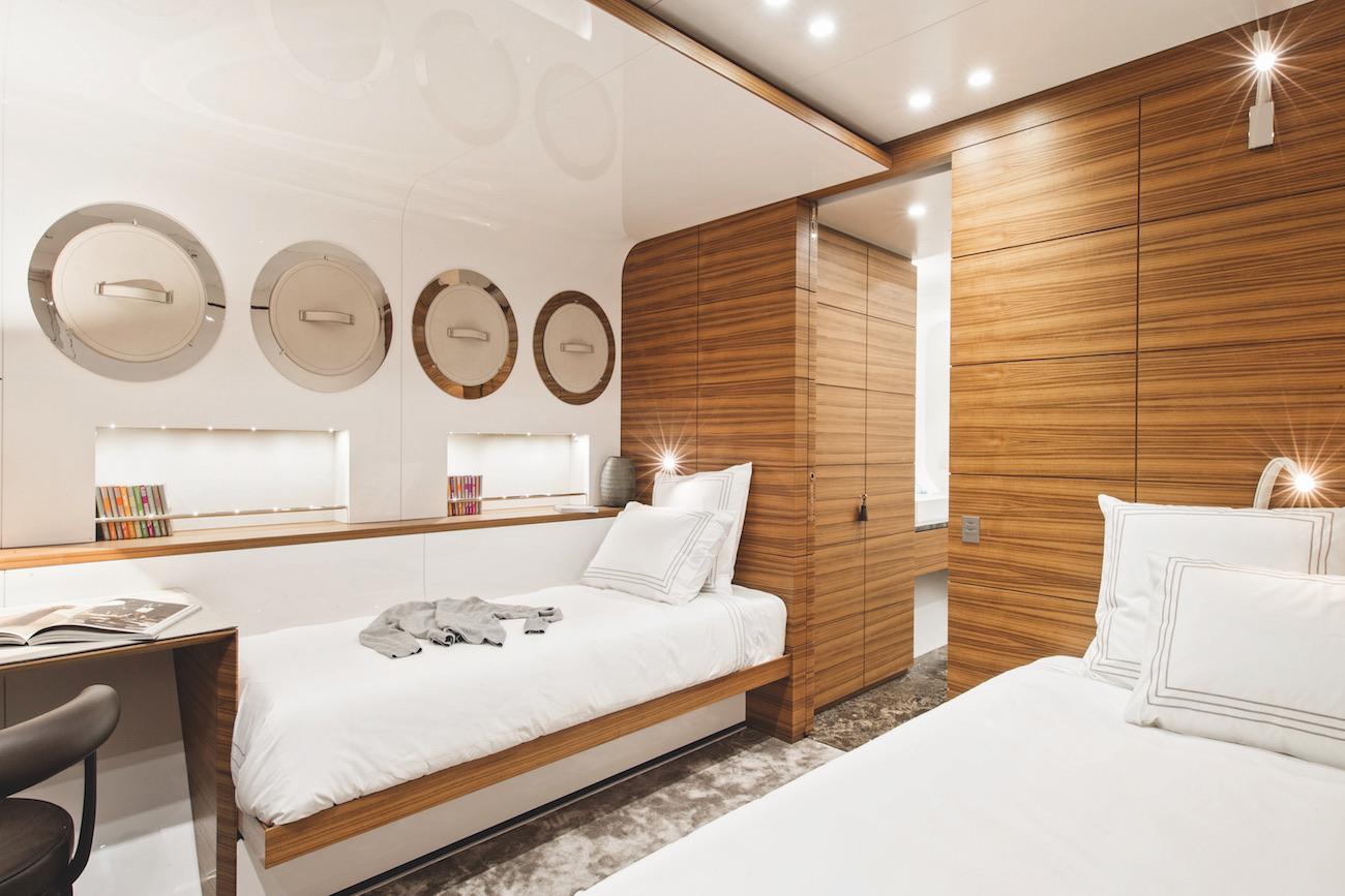 Twin Suite Detail