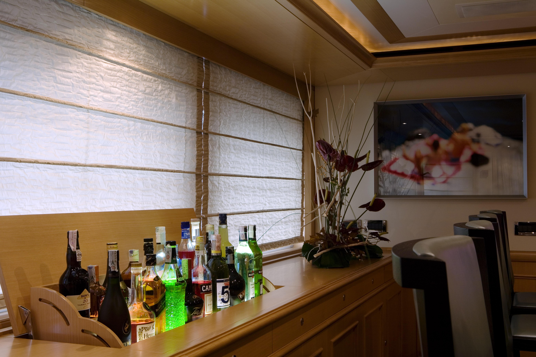 Upper Saloon Drinks Cabinet