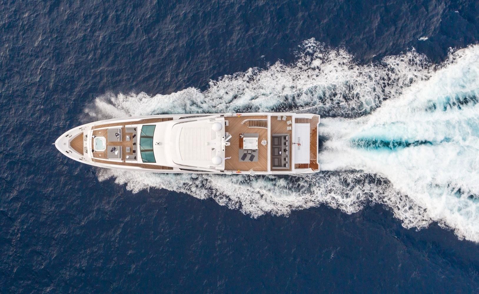 Vivace 125 Superyacht