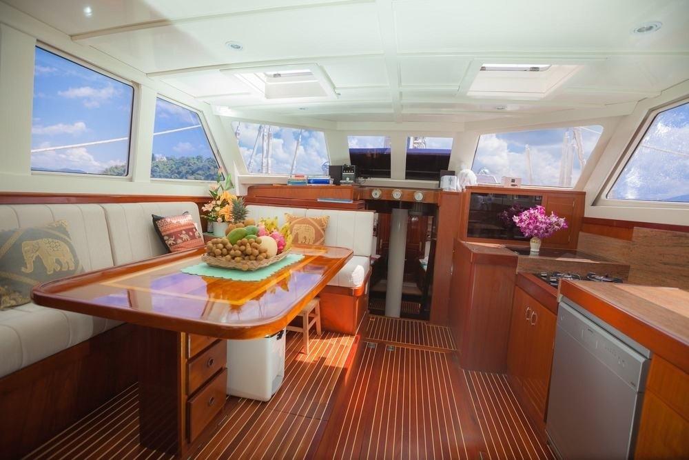 The 24m Yacht META IV