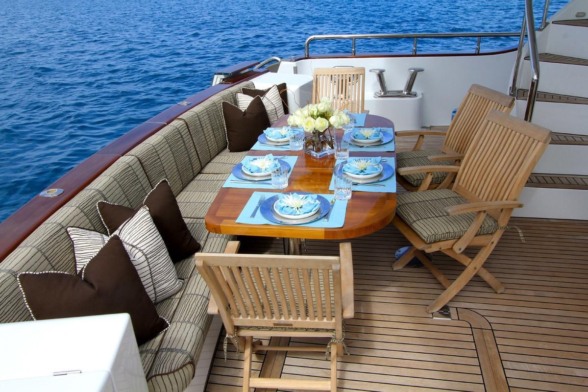 The 26m Yacht VIVIERAE