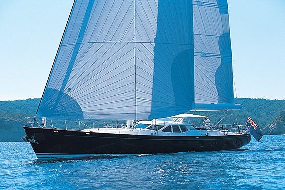 The 29m Yacht MARGARET ANN