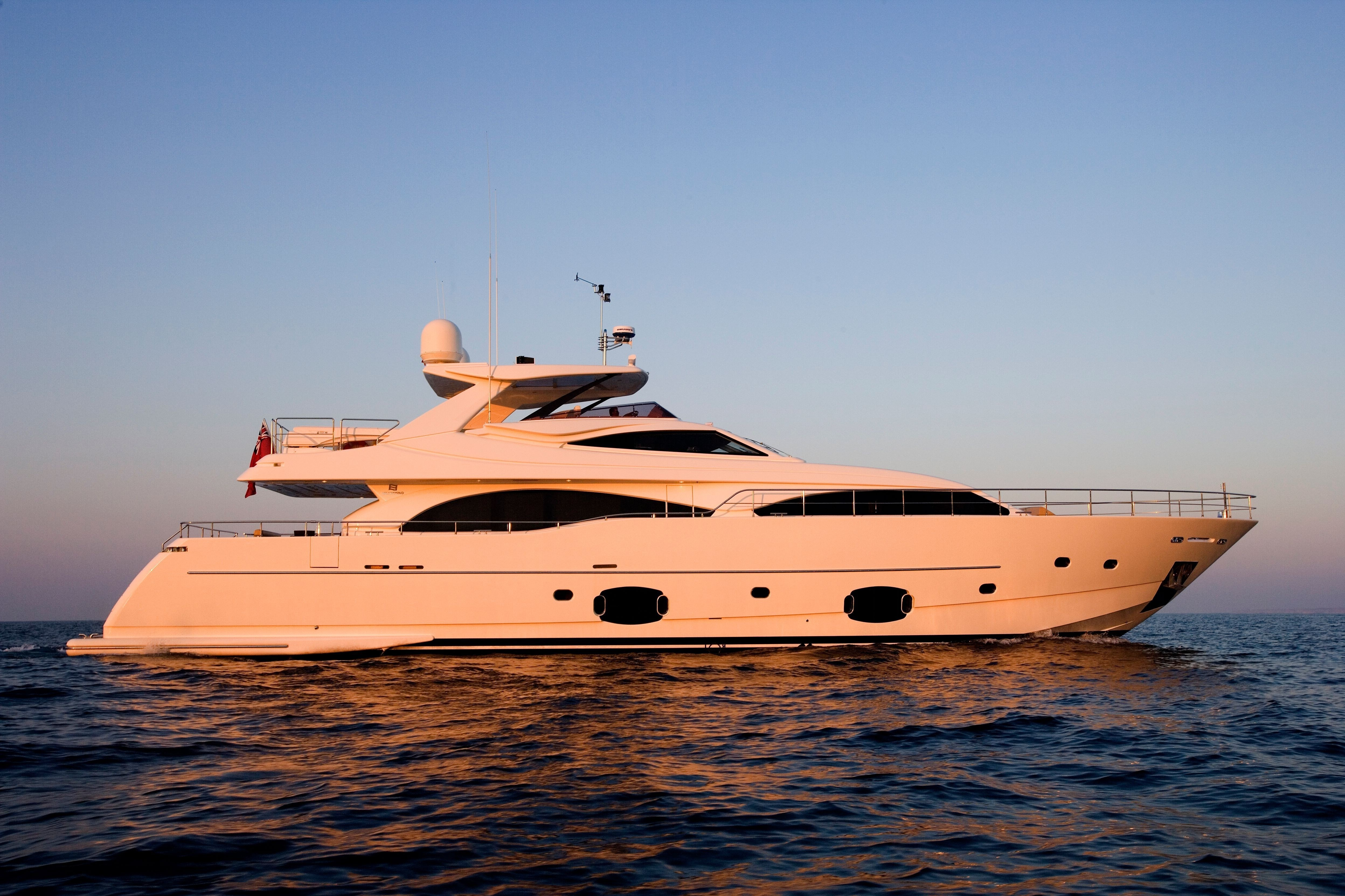 The 29m Yacht PERPETUAL