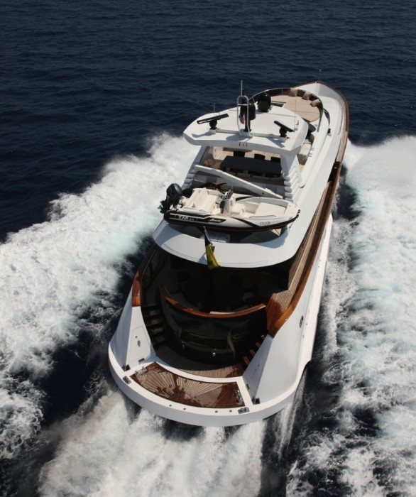 The 30m Yacht L'OR