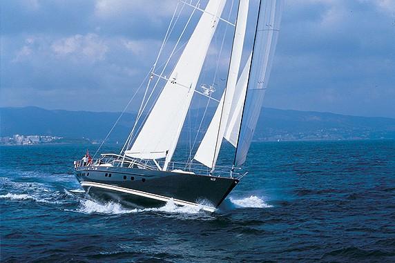 The 39m Yacht TENAZ