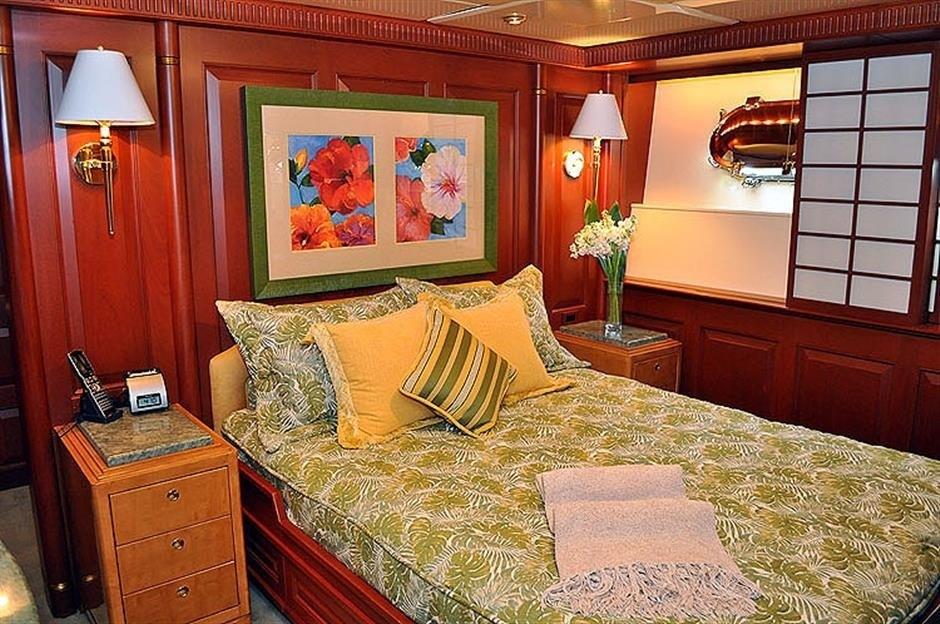 The 41m Yacht Queen D