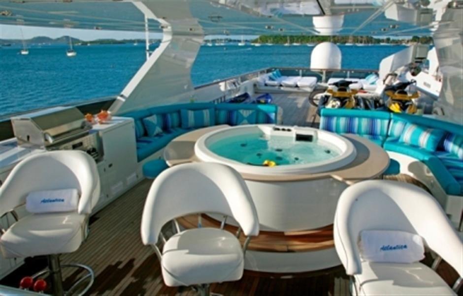 The 41m Yacht ATLANTICA