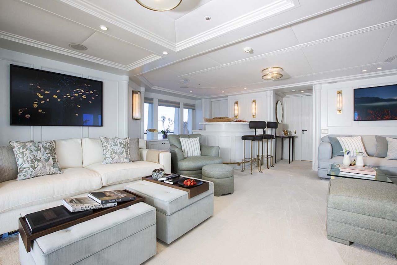 Motor Yacht MOSAIQUE - Skylounge