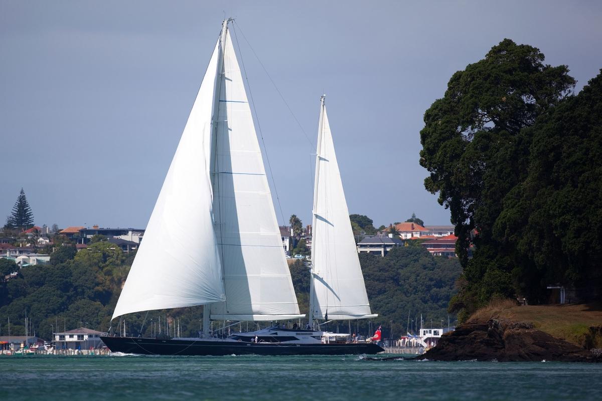Yacht DRUMBEAT - Alloy Yachts - New Zealand