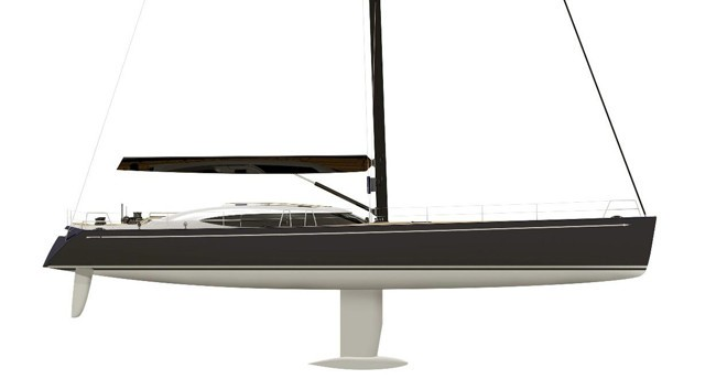 The 21m Yacht GEOMETRY