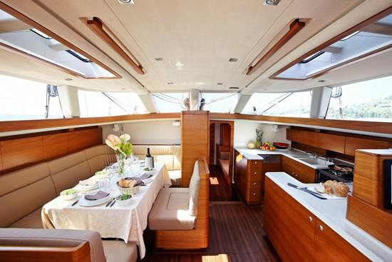 The 21m Yacht GEOMETRY