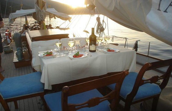 The 22m Yacht TALISMAN
