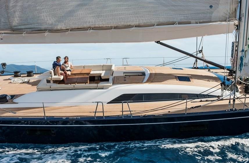 The 27m Yacht SOLLEONE III