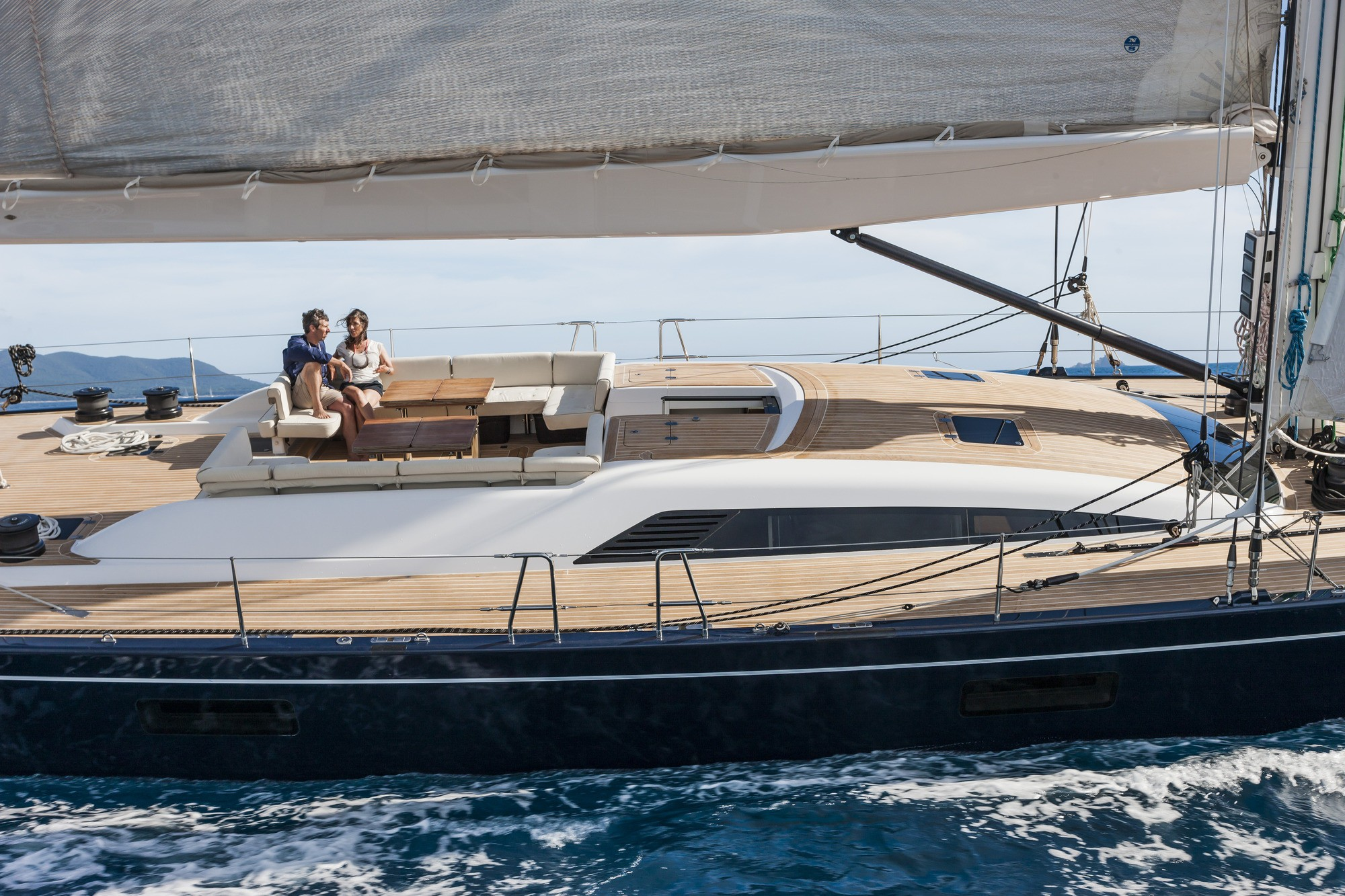 The 27m Yacht SOLLEONE III