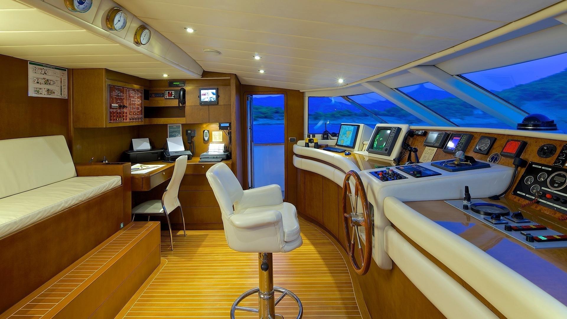 The 38m Yacht LADY ELLEN